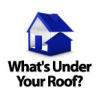 What's Under Your Roof? Logo