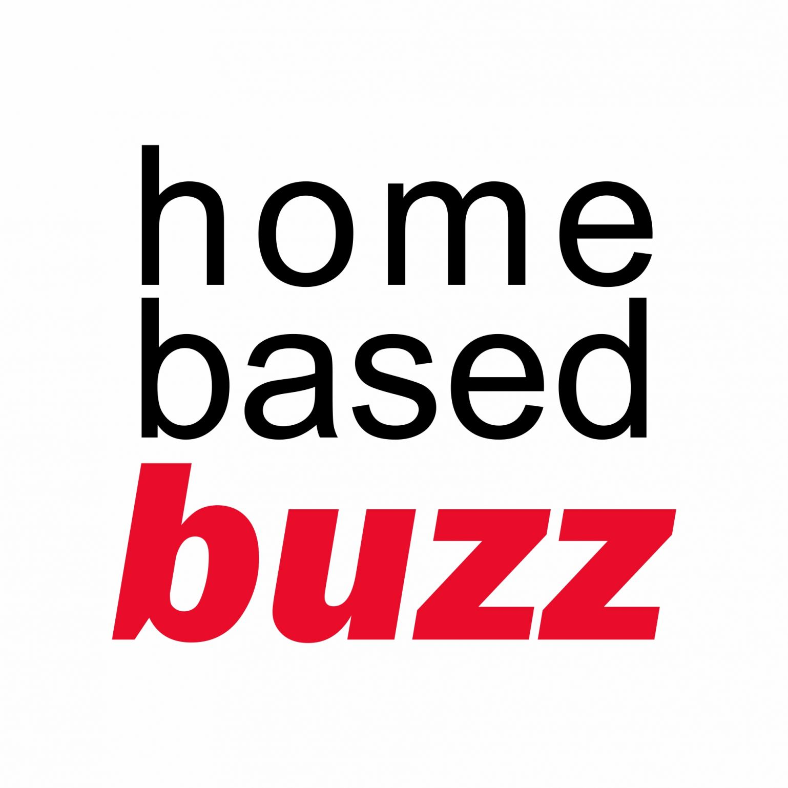 Home Based Buzz Logo