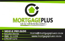 Mortgage Plus Bond Originators - Mortgage Experts Logo