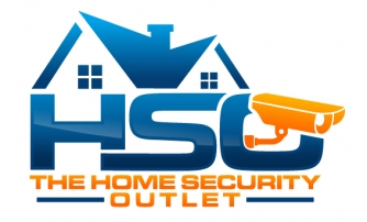 The Home Security Outlet Logo