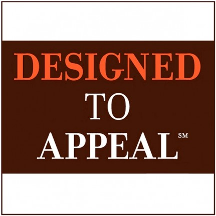 Designed to Appeal Logo