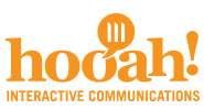 Hooah Interactive Communications Logo