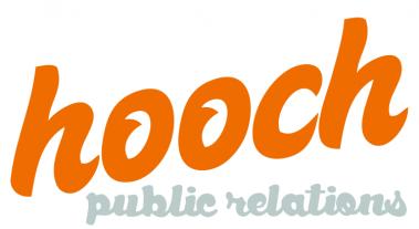 Hooch Public Relations Logo