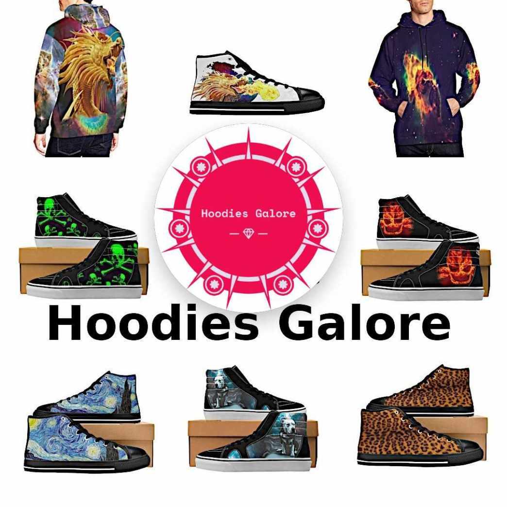 Hoodies Galore Logo