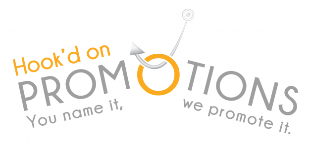 Hook'd-On-Promotions Logo