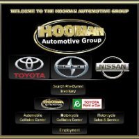 Hooman Automotive Logo