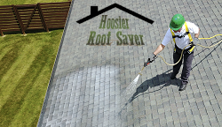 Hoosier Roof Saver Logo