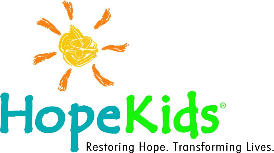 HopeKids Utah Logo