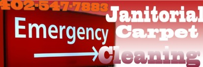Janitorial Carpet Cleaning Logo