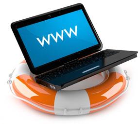 Internet Address Trader Logo