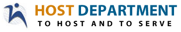 Host Department Logo