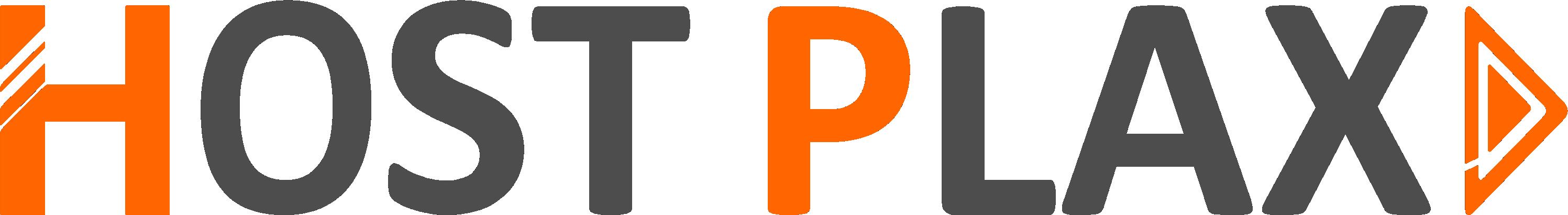 HostPlax.com Logo