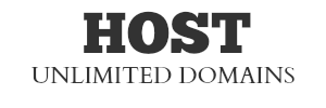 Host Unlimited Domains Logo