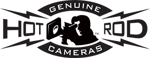 Hot Rod Cameras Logo