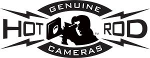 Hot Rod Cameras Logo