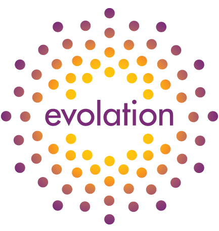 Evolation Yoga Logo