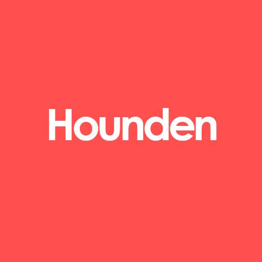 hounden Logo