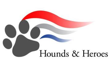 Hounds and Heroes Logo