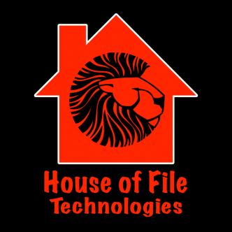 House of File Technology Lounge Logo