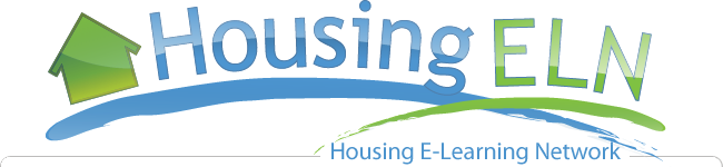 Housing E-Learning Network Logo