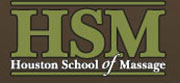 Houston School of Massage Logo