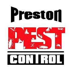 Preston Pest Control Logo