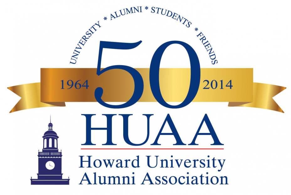 Howard University Alumni Association Logo