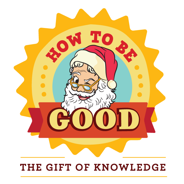How To Be Good For Santa, Inc. Logo
