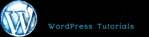 howtostartawebsite Logo