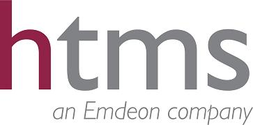 HTMS, an Emdeon company Logo