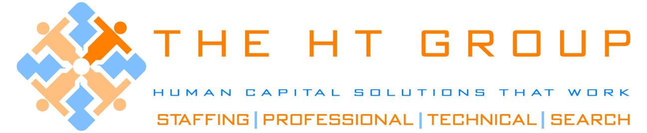 HT Staffing Logo
