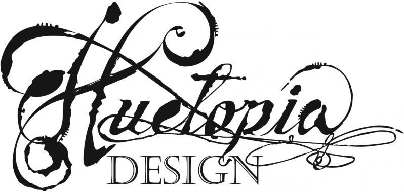 Huetopia Design Logo