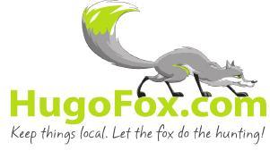 HugoFox.com Logo