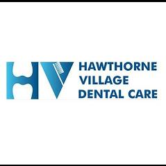 Hawthorne Village Dental Care Logo