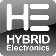 Hybrid Electronics Logo