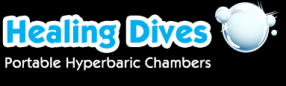 Healing Dives, Inc. Logo