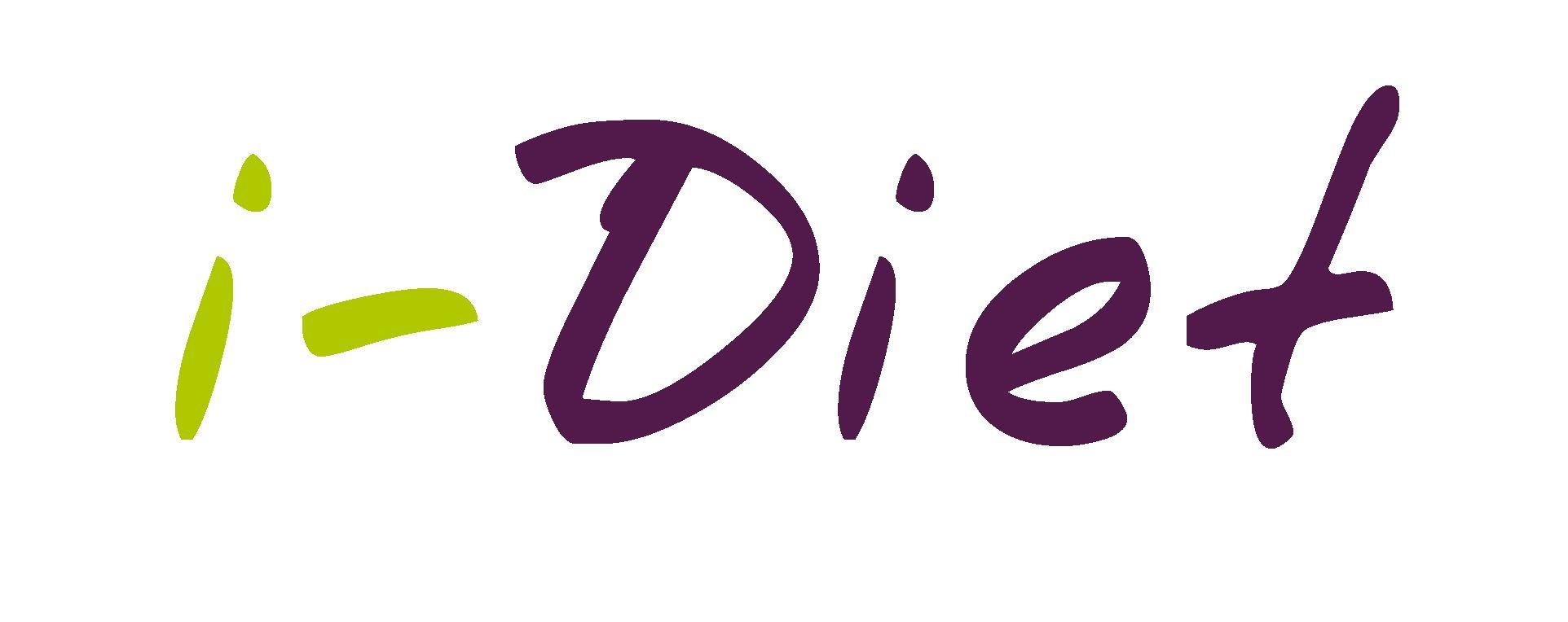 i-Diet Logo