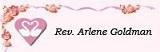 Rev. Arlene Goldman Logo