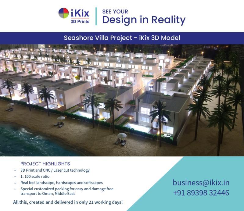 iKix 3d prints Logo
