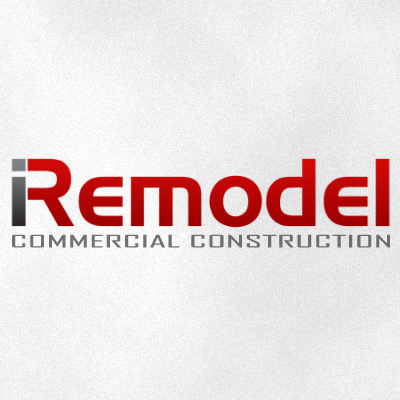 iRemodel Commercial Construction Logo