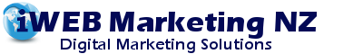 iWEB Marketing NZ Logo