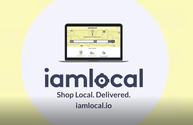 iamlocal Logo