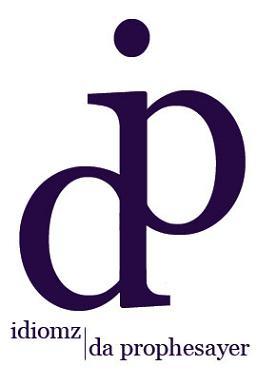 Idiomz da Prophesayer/IDP Music Logo