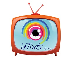 Iflixtv Logo