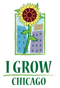 I Grow Chicago Logo