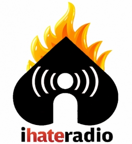 iHateRadio, LLC Logo