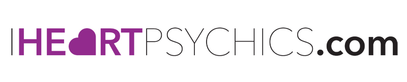 I Heart Psychics Logo