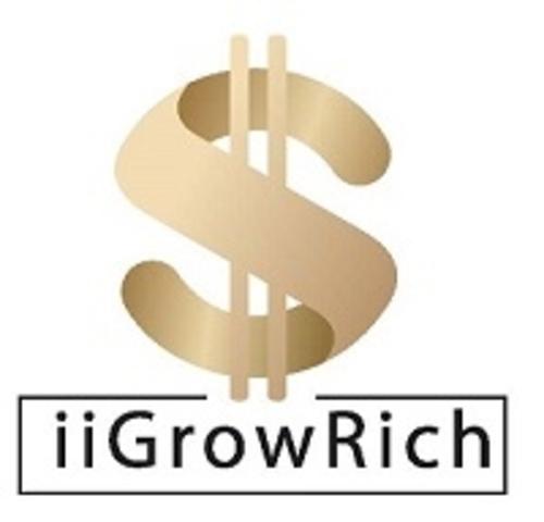 iigrowrich.com Logo