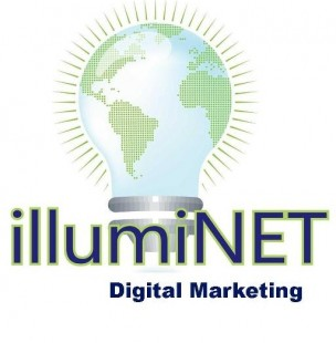 illumiNET Digital Marketing Logo