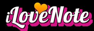 iLoveNote Logo